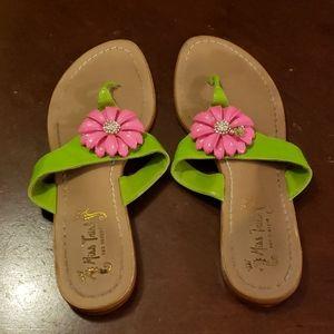 Miss Trish Summer Sandals